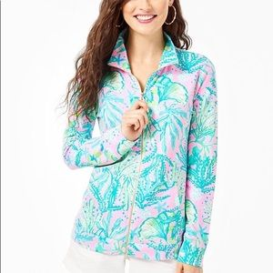 Lilly Pulitzer Betsey Zip-Up